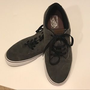 Vans Shoes - Very Nice Vans UltraCush Canvas Skate Shoes 10